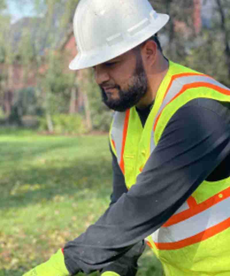 Ricardo Vital - Lawn Care Supervisor